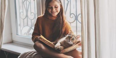 Il tuo gatto abiterà con dei bambini?