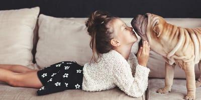 Il tuo cane abiterà con dei bambini?